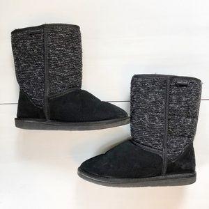 Minnetonka Fur Boots
